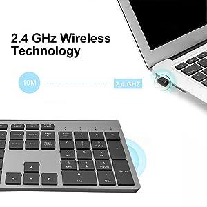 2.4G wireless