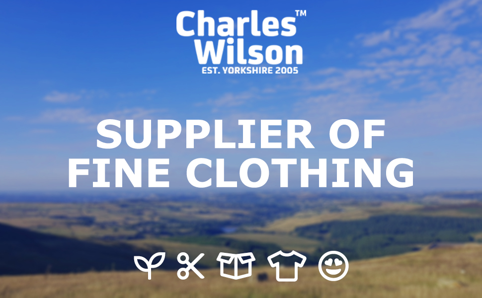 Charles Wilson Originals Zip Hoodie