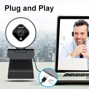 plug and play webcam