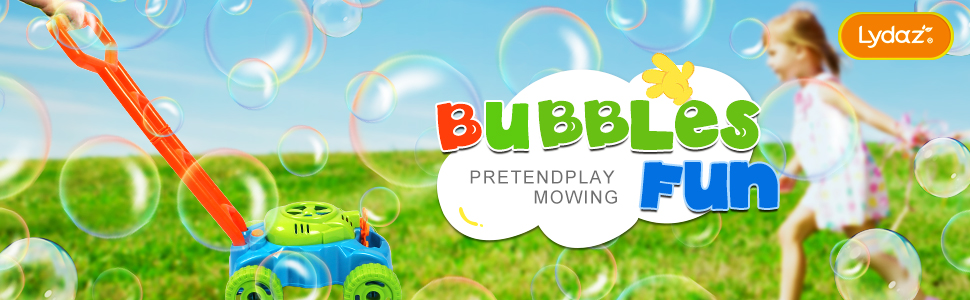 Bubbles Fun