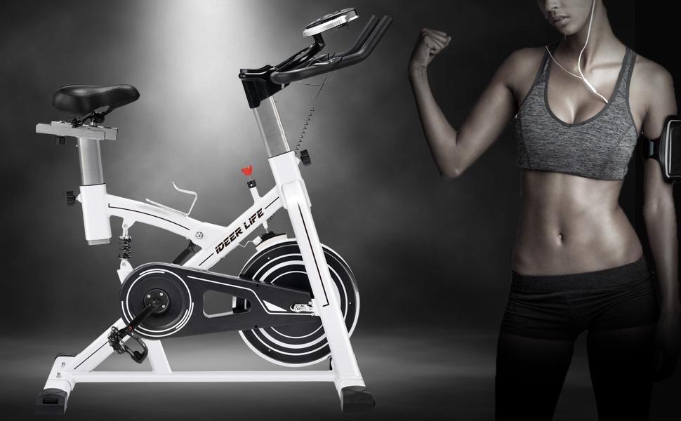 Indoor Cycling Exercise Bike
