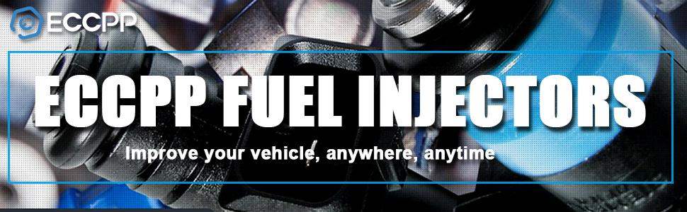 ECCPP Fuel Injector