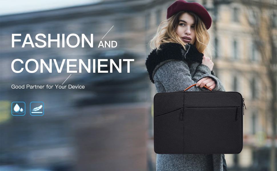 Fashion amp; Slim Laptop Bag