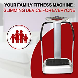 Your Family Fitness Machine