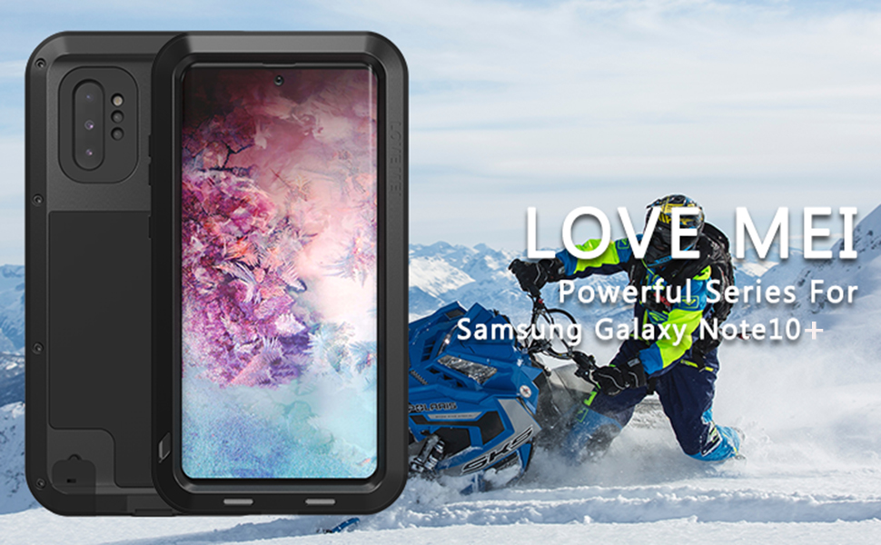 LOVE MEI Powerful Series for Samsung Galaxy Note10+