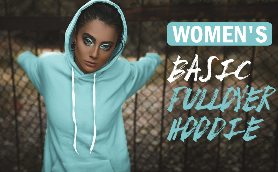 solid color hoodies