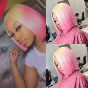 no lace wigs