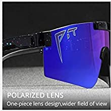 pit vipers polarized sunglasses for men women pitt viper tipsy cycling uv protection sunglasses