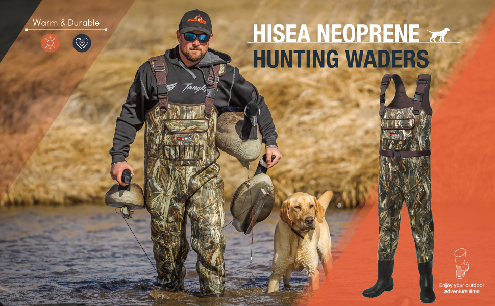 hunting chest waders