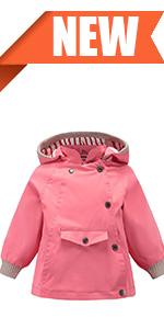 baby waterproof raincoat