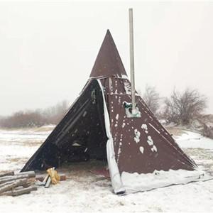 camping tipi tent 2
