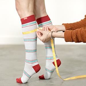 vimamp;vigr compression socks measuring and testing quality