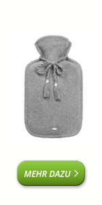 Funda para botella de agua caliente, bolsa de agua caliente con funda, lana de cordero, manta cálida para invierno