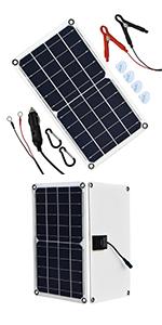 solar battery charger 12 volt