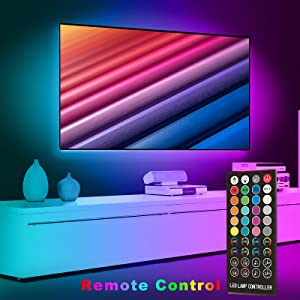 led strips with remote