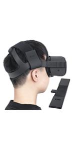 Oculus Quest/Oculus Rift Virtual Reality VR Headset Headband(Q4)