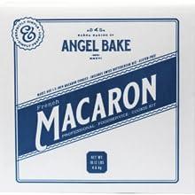 Servicio de Comida Francesa Macaron Mix Saena Angel Bake