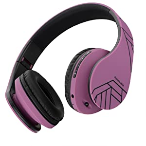 wireless and wired headphones over ear headset with bluetooth wired headphones with microphone