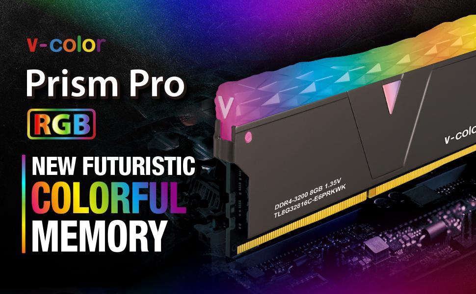 Prsim Pro 16GB 3200 Jet Black