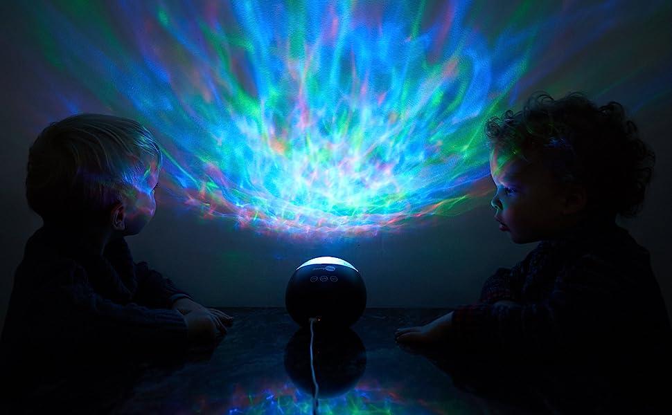 SensoryMoon LED Night Light Projector