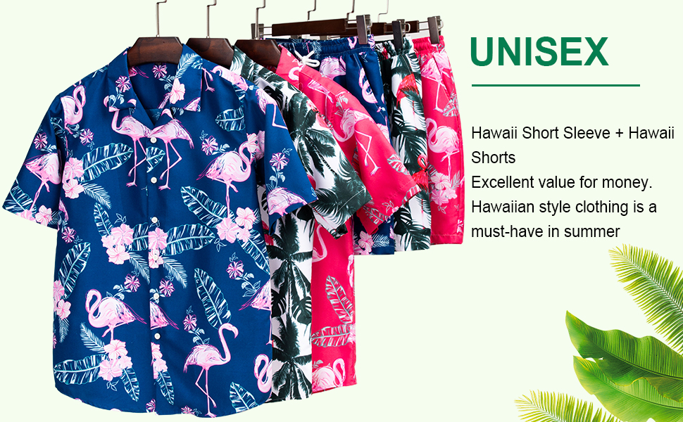 hawaiian suits