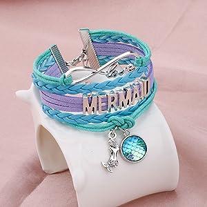 Pretty Mermaid gift Nautical Gifts mermaid lovers Gift