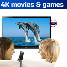 Magicstick 4K Games and Movies