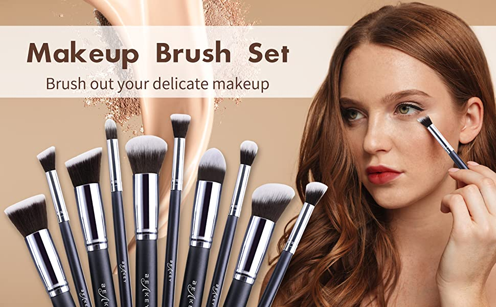 make brush set