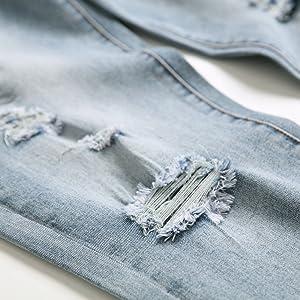mens urban pipeline jeans jeans leggings for men high waist Light blue jeans for men high rise skinn
