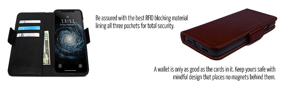 RFID Self closing magnet