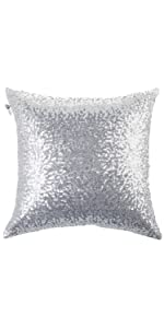 sequins pillows