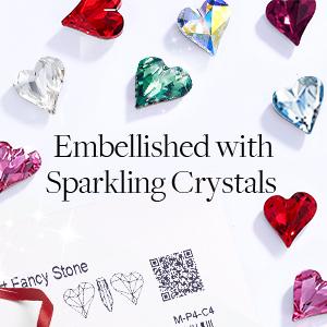 Crystals from Swarovski women Valentine gifts mom Valentine gifts gifts for Valentine