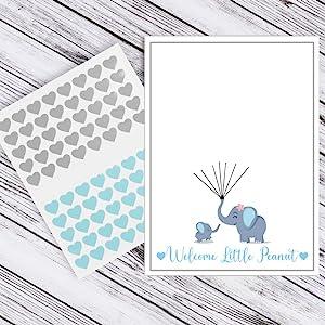 decoraciones elefante guestbook ballpen heart slickers blue gray dinosaur boho baby shower burlap