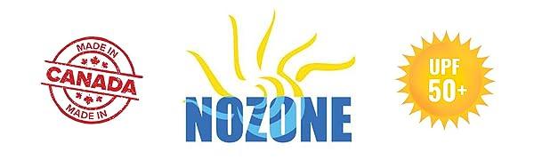 nozone logo landscaped