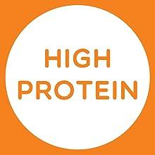 high protein high fiber gluten free quevos egg white chips grain free