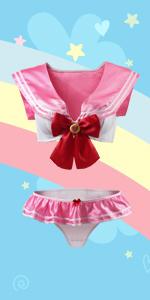 Magical Girls Sailor Lingerie