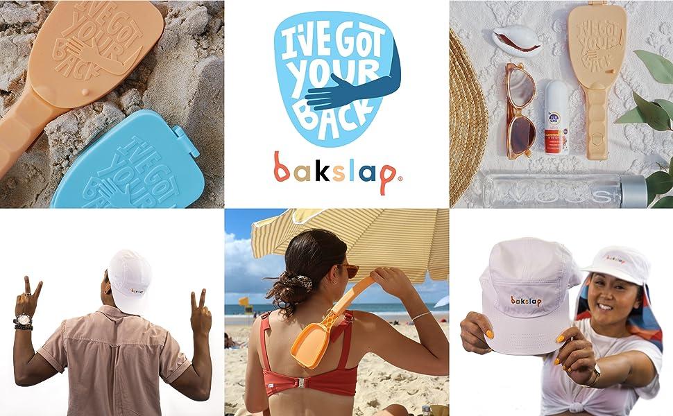 bakslap I've got your back