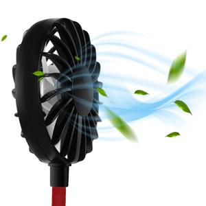 Necklance Fan Cooler Fan