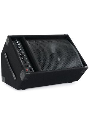 """Bluetooth und 120 Watt auch als Monitor Aktiver PA-Lautsprecher mit 15/"""" Woofer"""