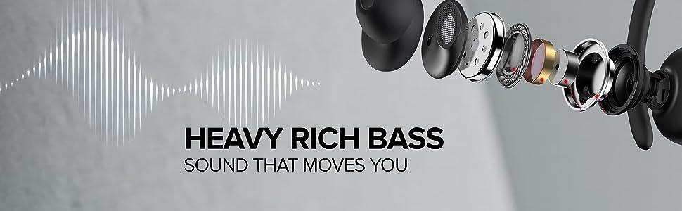 crossbeats true wireless bluetooth earphones earbuds headphones headset mobile mic stereo