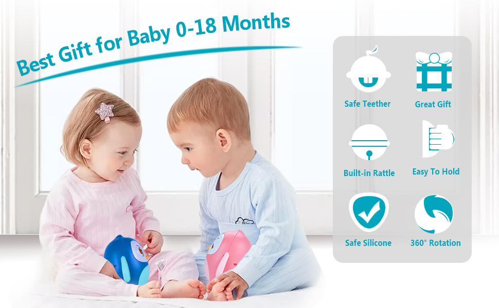 Roly Poly Baby Toys 6 to 12 Months Developmental