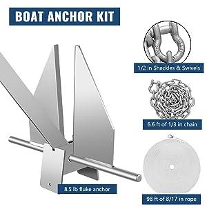 marine anchors