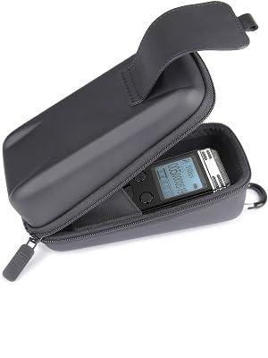 USA GEAR Hard Shell Voice Recorder Case