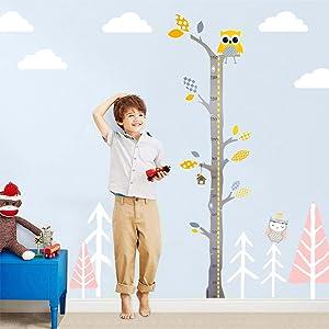 stickers muraux // decoration chambre bebe // deco chambre bébé // décoration chambre bébé