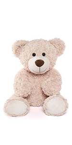 Cute Classic Teddy Bear plush stuffed animal