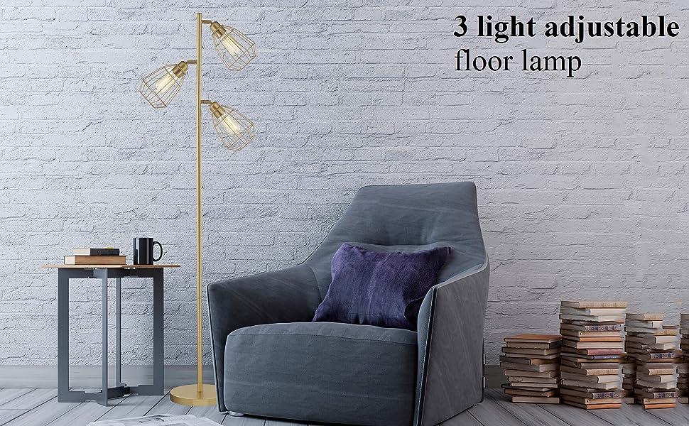 Modern Office Floor Lamp