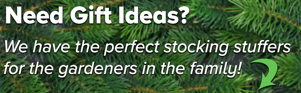 perfect gardener gifts stocking stuffer perfect plants nursery Christmas holiday presents plant care