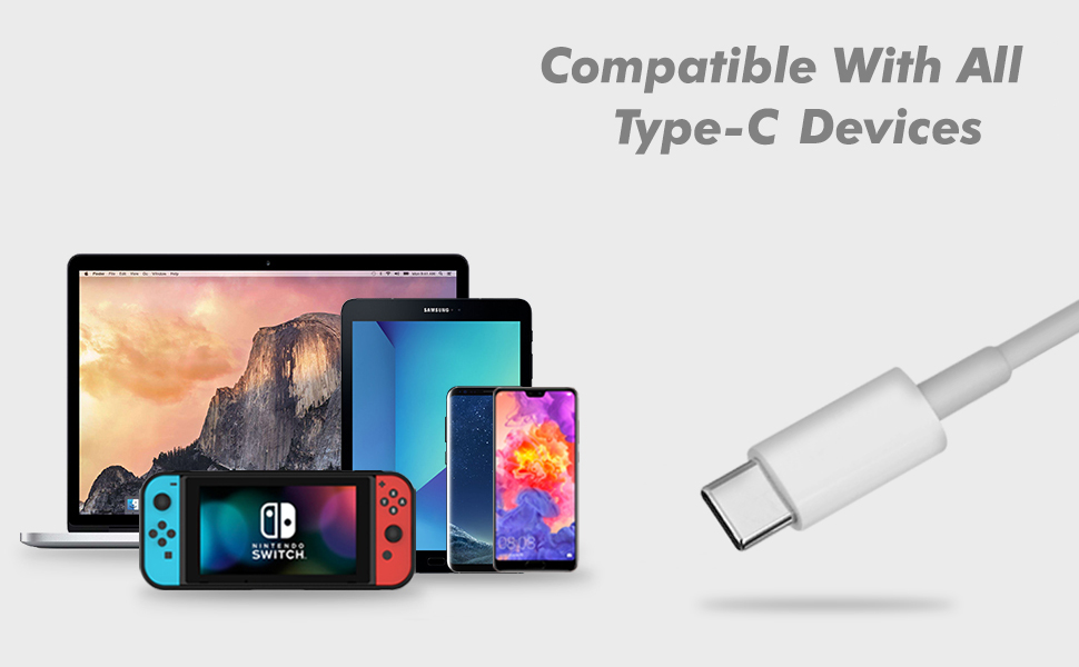 compatible with type c device