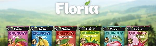 Floria Cruncy Logo