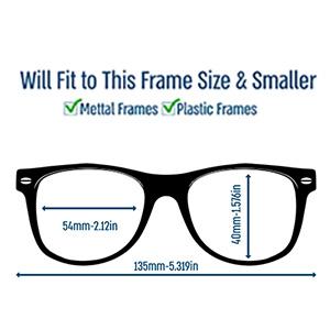 fit over glasses sunglasses